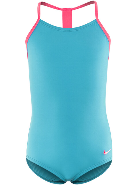 Nike Swim Solids Swimsuit Children blue